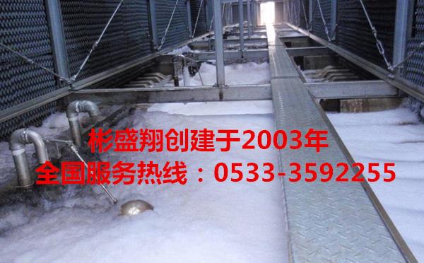 循环水阻垢剂L-403中等硬度水缓蚀应用